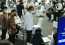 Alasan Jokowi, Awak Media Diberi Vaksin Covid-19