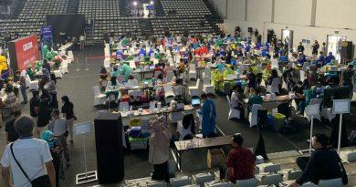 PWI Kawal Hingga Tuntas Peserta Vaksinasi Insan Pers 5.000 lebih, Lancar